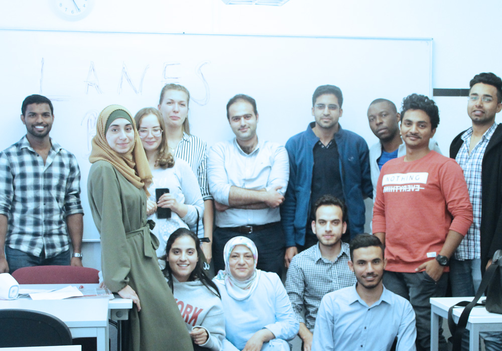 Integration course